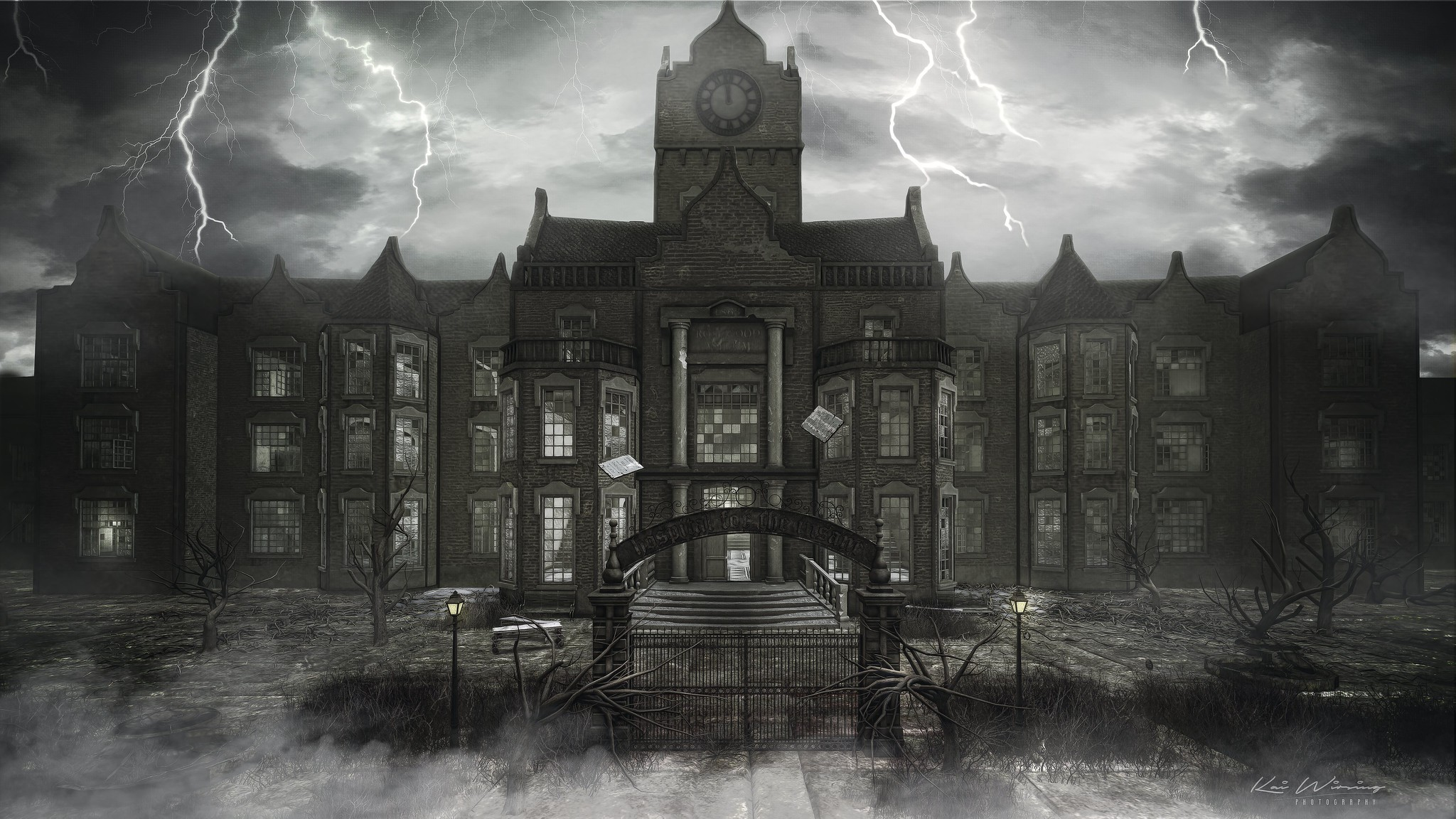 Rosewood Asylum