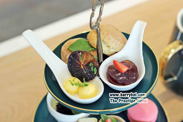 The Prestige Hotel Food  The Glasshouse Afternoon Tea  Penang Blogger Influencer