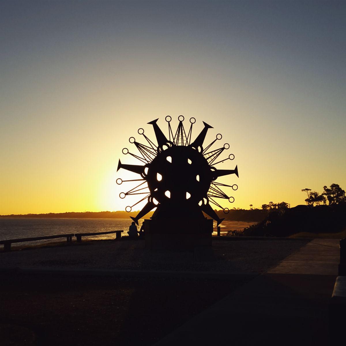Escultura Atlantida Vilaro