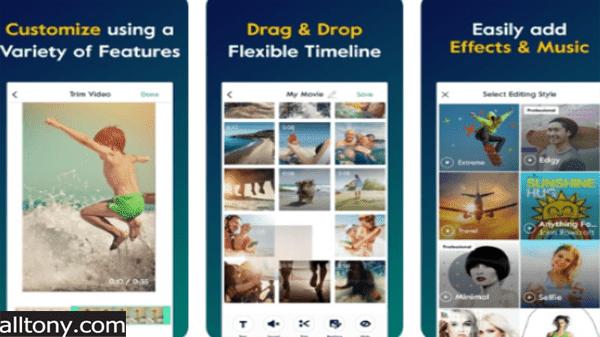 أفضل 8 تطبيقات تحرير الفيديو لعام 2020 للأندرويد مجاني