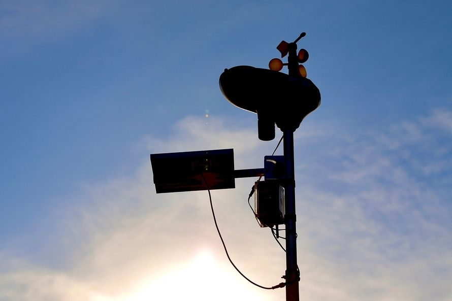 Porto de Paranaguá tem sua própria estação meteorológica