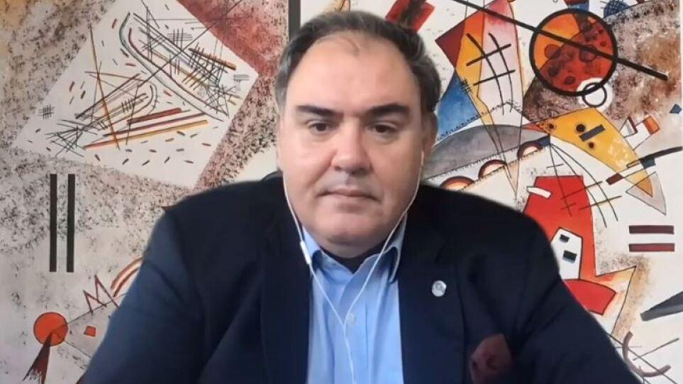 Σαρηγιάννης: Μέσα στον Ιούλιο θα ξεκινήσει το 4ο κύμα της πανδημίας