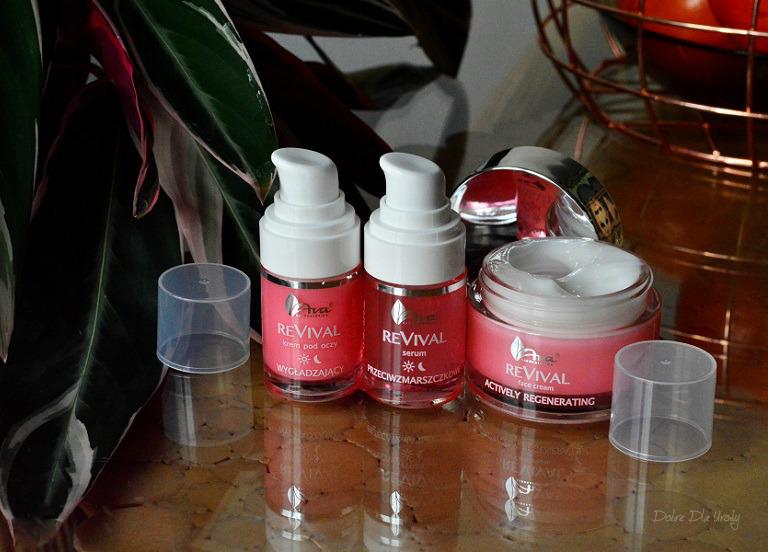 ReVival Biologiczna Odnowa - odmładzające kosmetyki Ava Laboratorium recenzja