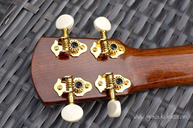 Chris Perkins Tenor Ukulele tuners