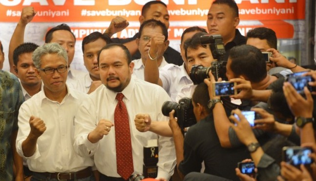 Buni Yani Bersumpah Tak Edit Video Ahok di Pulau Seribu