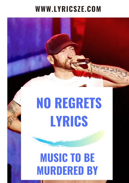 No Regrets Lyrics
