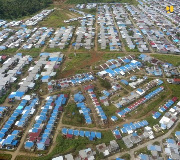 Pemerintah Salurkan 1.816 Unit Rumah Bantuan PSU di Sulut