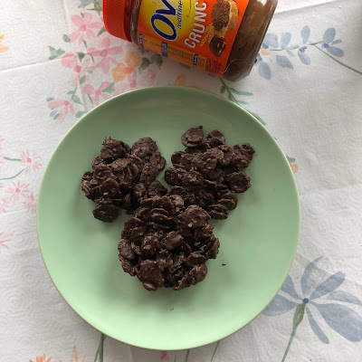 Roses des sables chocolat - Ovomaltine crunchy