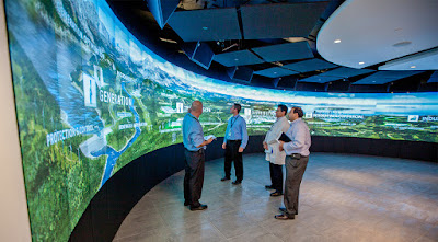 Big Ideas Deserve A Very Large Video Wall Display