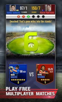 hitwicket t20 cricket game 2018 for Android
