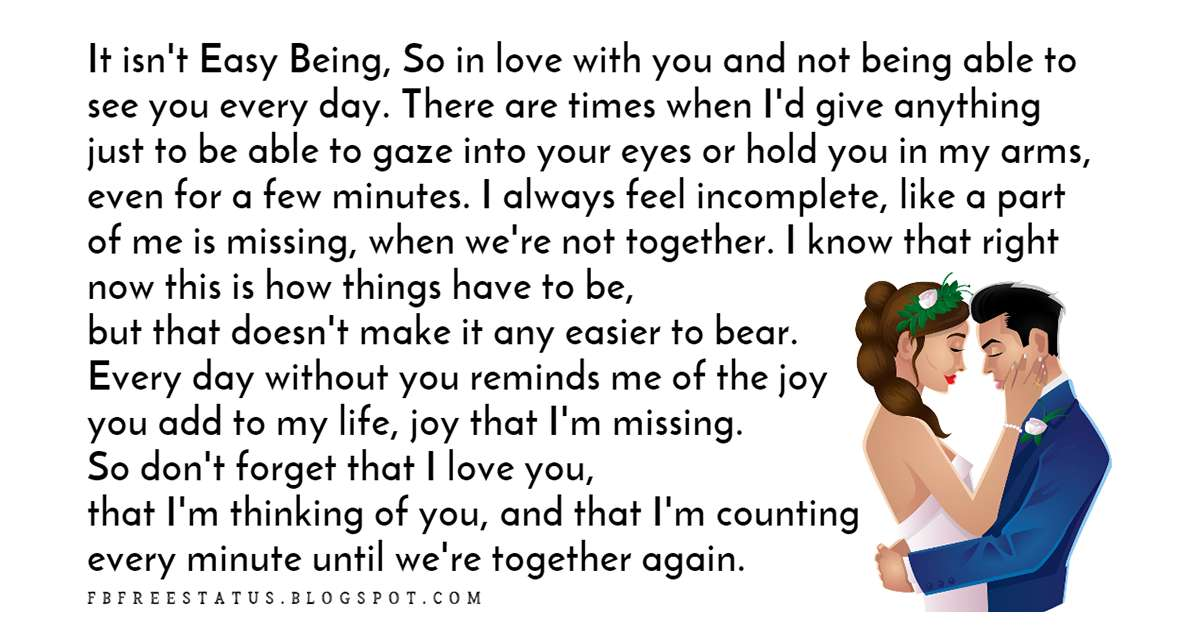 Distance relationship quotes www long Long Distance