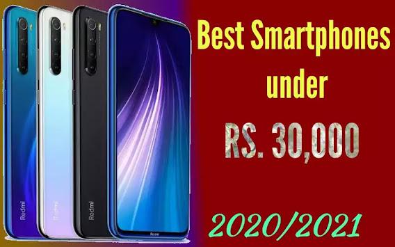 Best smartphone under 30000 in pakistan