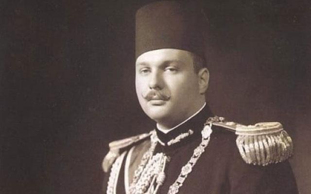 King Farouk