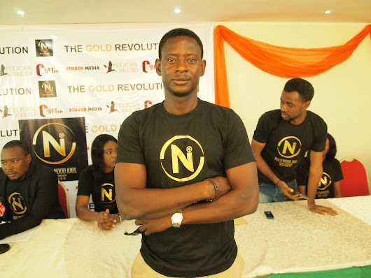 #NollywoodIdol opens registration portal for its #GoldRevolution Reality TV Show