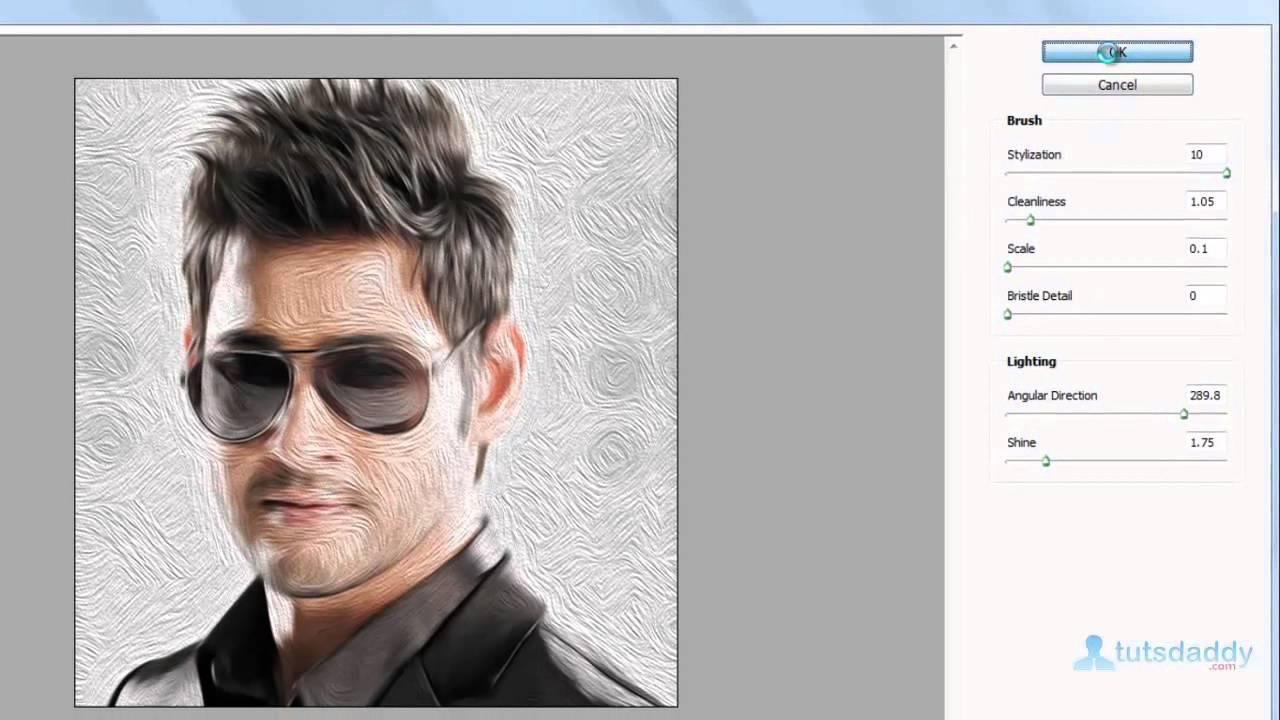 photoshop cc oil paint plugin free download