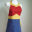 Craft Attack: Wonder Woman Apron