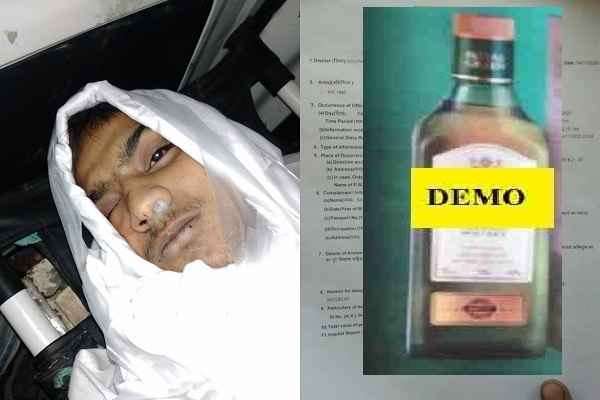 delhi-kalindi-kunj-thana-news-alkash-murder-by-shadab-for-daru-chakhna