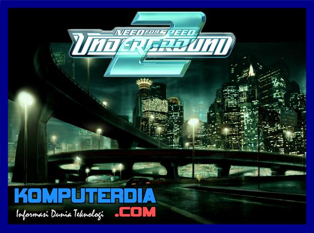 Kode / Cheat NFS Underground 2 PS2 Terbaru