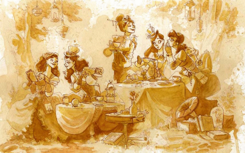 garden-tea-party-brian-kesinger