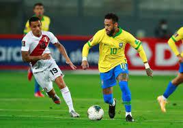 تعرف على موعد مباراة البرازيل ضد  بيرو والقنوات الناقلة لها