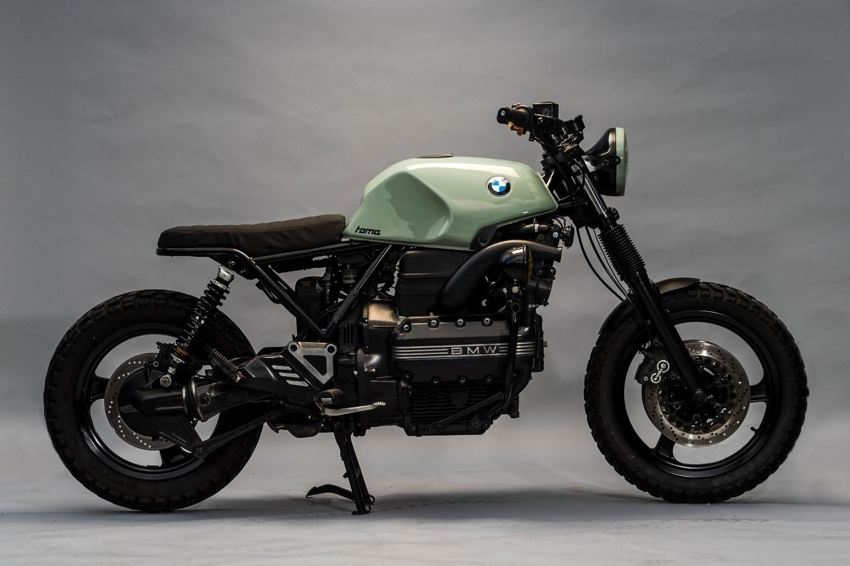 BMW K1100 BY TOMA CUSTOMS