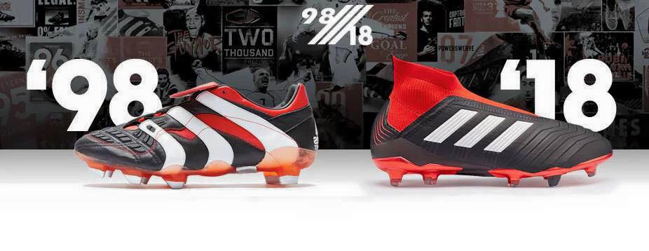 0182a9703ca3 We take the chance to take a look at the full history of the Adidas Predator.  The Adidas Predator football boot silo ...