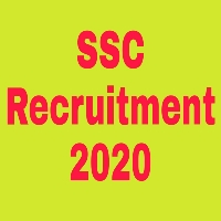 SSC recruitment 2020: staff selection commission online application