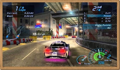 Need for Speed Underground 1 PC Games Gameplay
