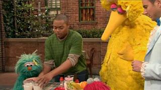 Chris, Max the Magician, Will Arnett, Big Bird, Elmo, Rosita, Sesame Street Episode 4323 Max the Magician season 43