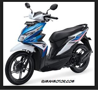 3 Motor Terbaru Jenis Matic di Indonesia Tahun 2017
