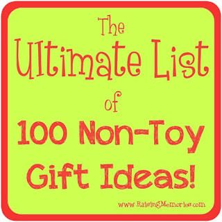 Non Toy Gift Ideas