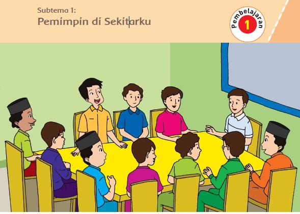 Jawaban Tematik Buku Siswa Kelas 6 Tema 7 Subtema 1 Pembelajaran 1 Halaman 1 5 Riyanpedia