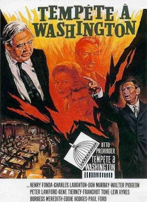 Tempestad sobre Washington, film