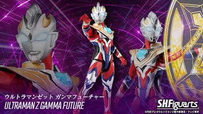 S.H. FiguArts Ultraman Z Gamma Future