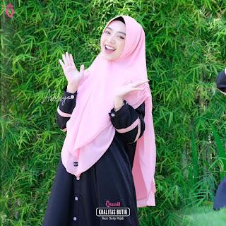 reseller quail hijab