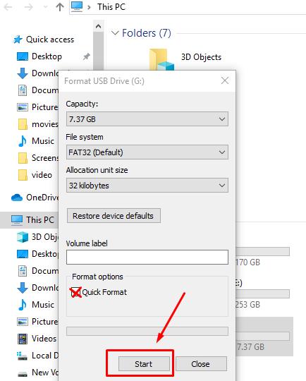 ख़राब मेमोरी कार्ड SD Card को कैसे ठीक करें