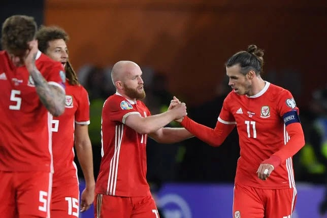 Gareth Bale has more excitement with Wales than Real Madrid