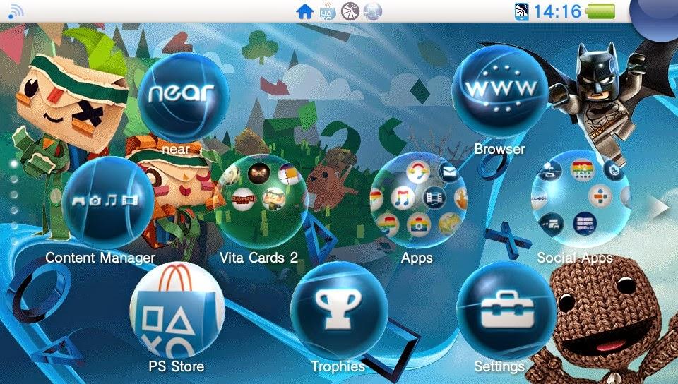 PS Vita Roundup: The PSN US blog celebrates the Vita's