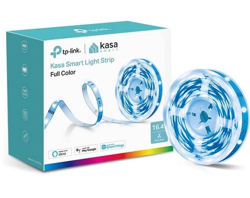 Kasa Smart KL400L5 16.4ft WiFi LED Strip Works with Alexa