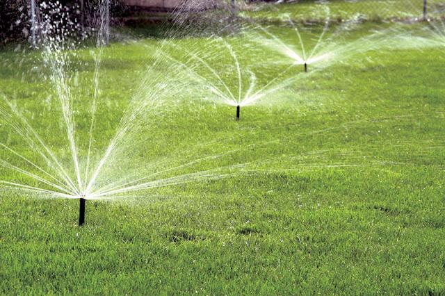 Irigasi Sprinkler, Keuntungan dan Kerugiannya