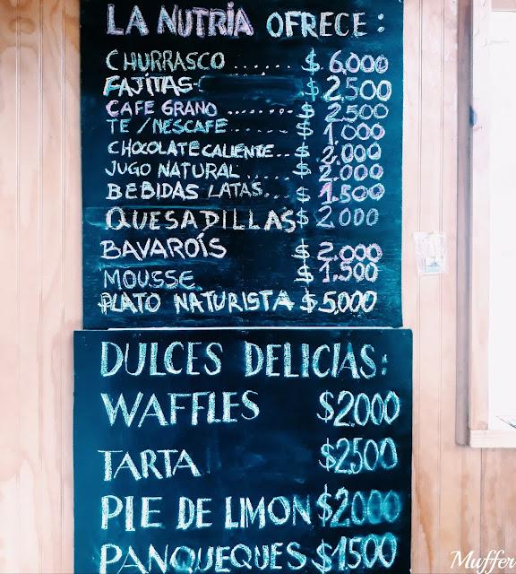 Cafetería La Nutria
