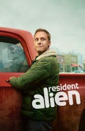 Resident Alient Temporada 1 audio español