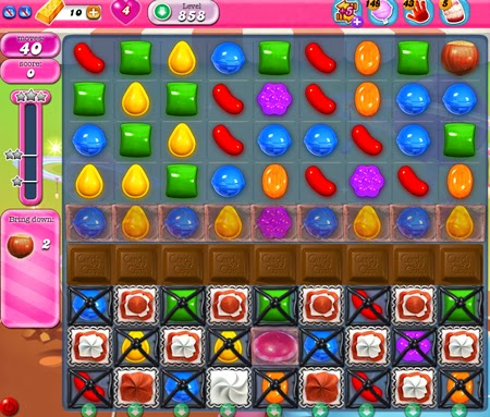 Candy Crush Saga 858