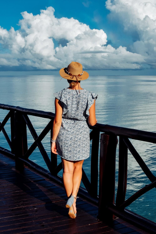 Stylizacja z Zanzibaru