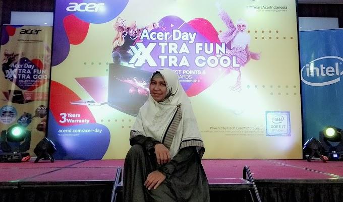 ACER Day: Luncurkan Laptop untuk Kreator Konten dan 2222 Hadiah