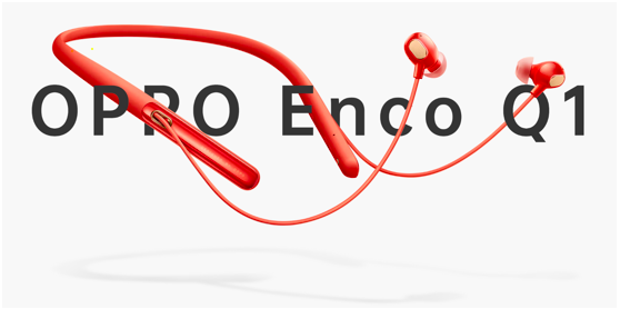 OPPO Enco Q1 headphones get Gold A'Design award