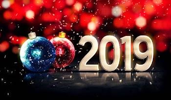 Nieuwjaarswensen Gelukkig Nieuwjaar 2019 Nieuwjaarswens 2019