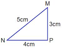Scalene Triangle MNP