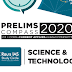 Rau's IAS Science & Technology Prelims Compass 2020 PDF Notes