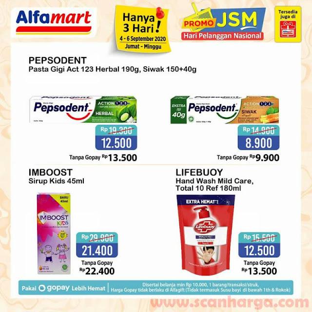 ALFAMART Promo JSM Spesial HARPELNAS - Hari Pelanggan Nasional 4 - 6 September 2020 10
